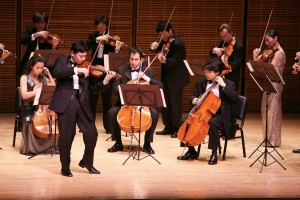 In 2005, KCS celebrated its 25th anniversary by presenting the acclaimed Sejong Soloists.