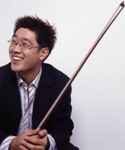 Soovin Kim, Violin