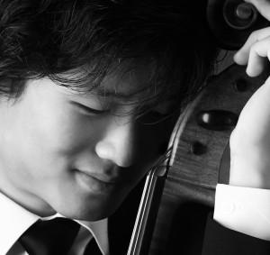 Cellist Han Bin Yoon